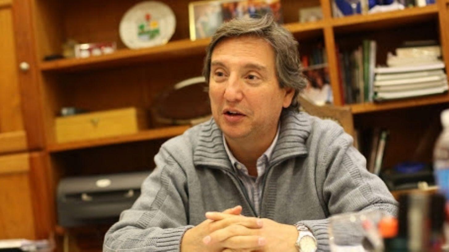 Nuevo parte médico del intendente de San Rafael, Emir Félix - Vox ...