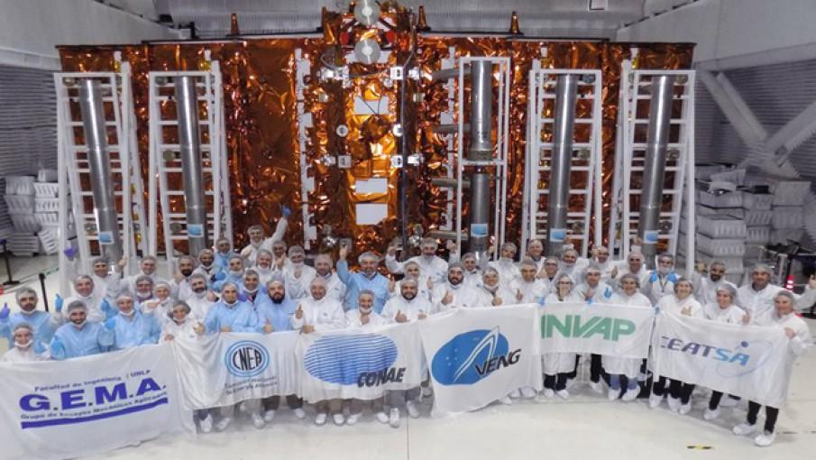 Lanzan satélite argentino Saocom 1B: ¿A qué hora y cómo mirarlo? - Vox -  Portal de noticias de la provincia de Mendoza